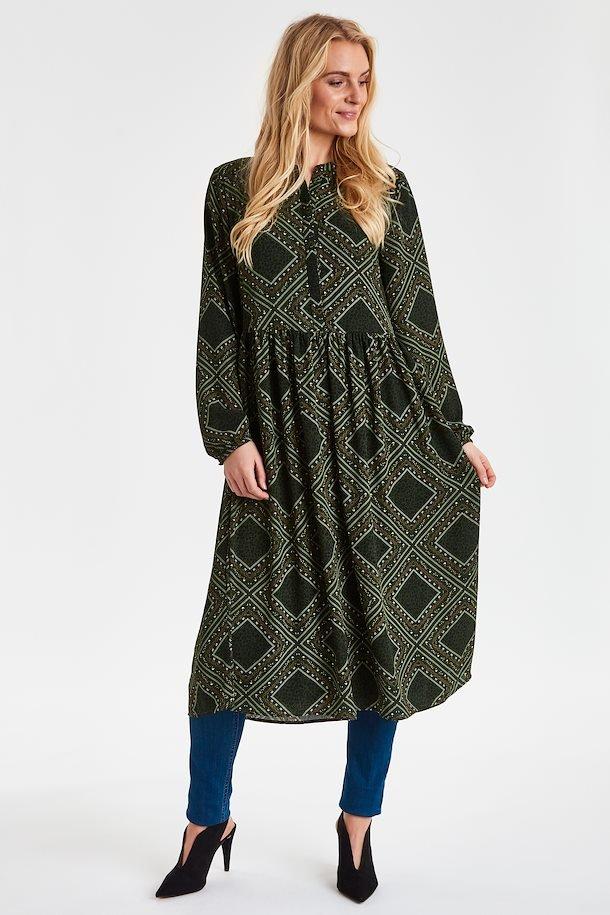 Grøn kjole fra Fransa