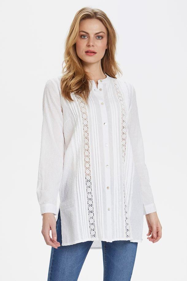 Off-white tunika fra Bon'A Parte