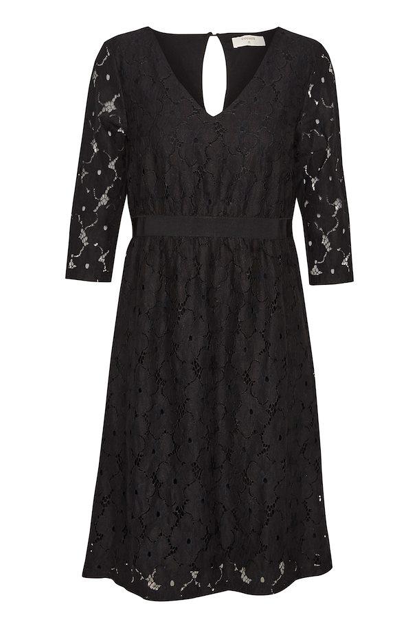 Pitch black kjole fra Cream
